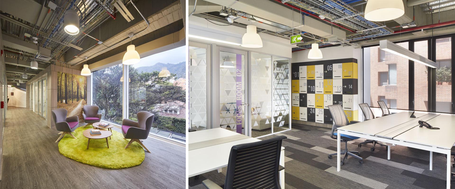 Oficinas jll colombia rodrigo samper c a for Oficinas de diseno y arquitectura