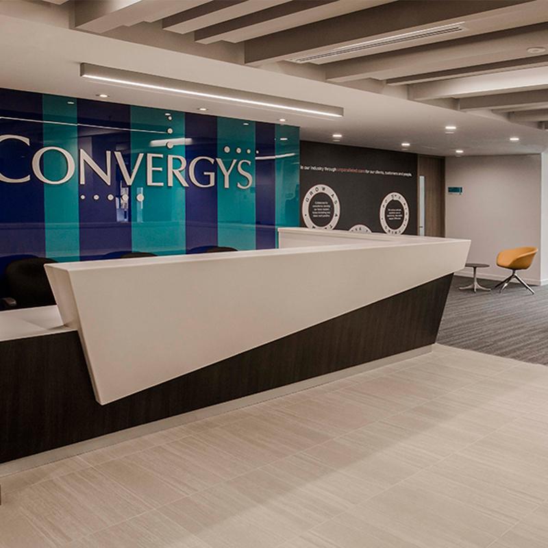 Diseño de interiores y remodelación de oficinas | Rodrigo Samper