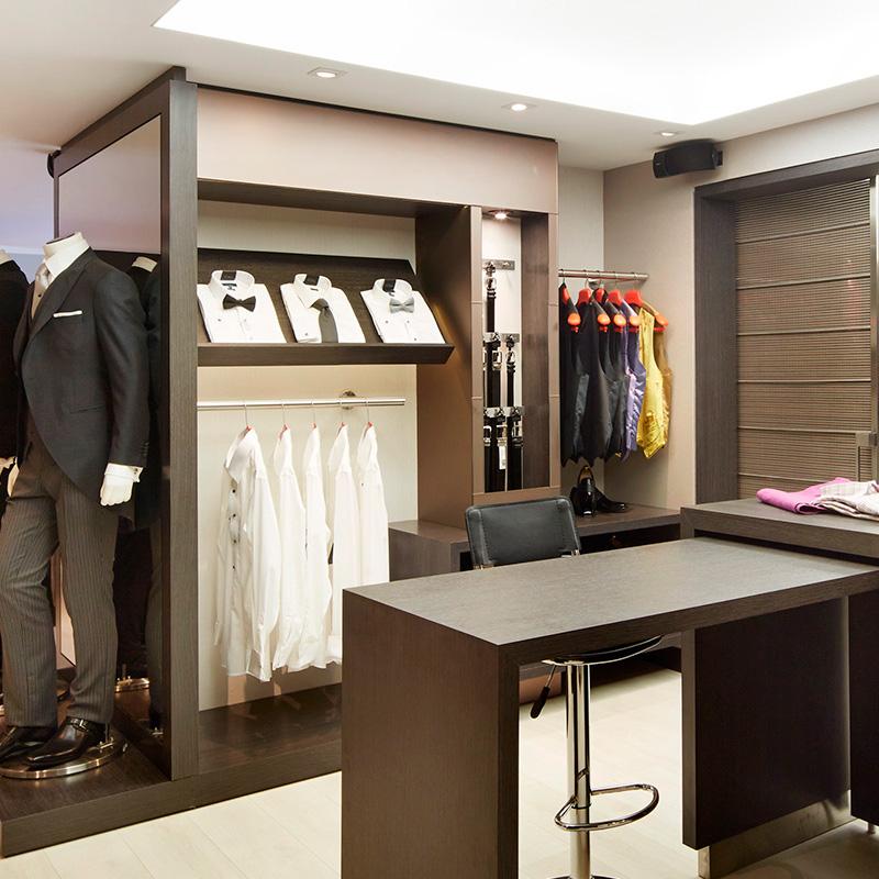 Carlos Nieto - Sartorial Store