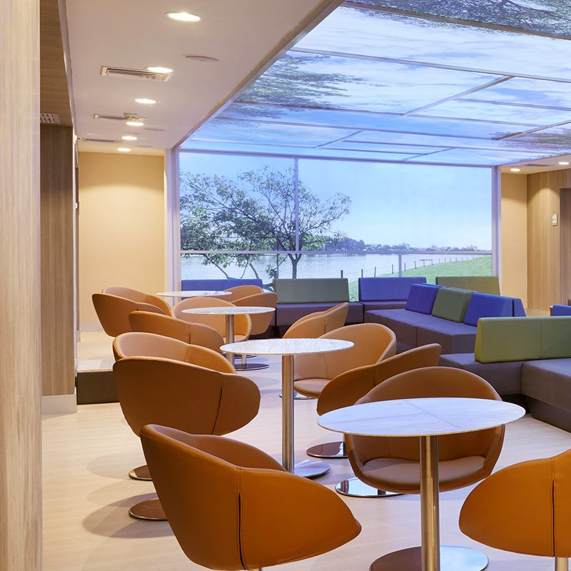 Interior design and remodeling of hospitals